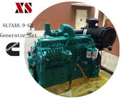 Generator Set Powered By Cummins 6 Cylinder Turbo Diesel Engine 6LTAA8.9-G2 220 KW