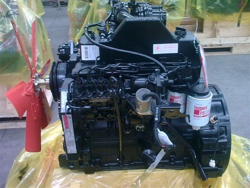 Cummins 4Bt 3.9 Turbo Diesel Engine