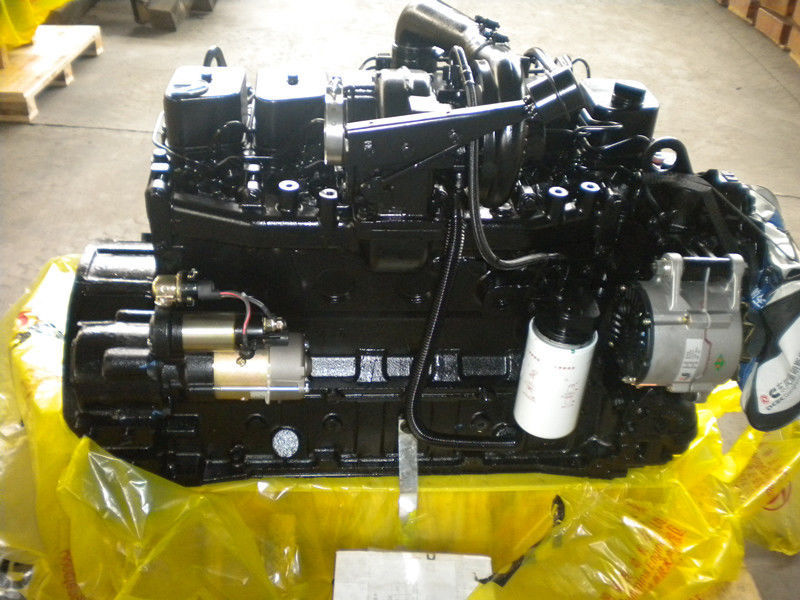 Powerful Modern Compact 120 HP Diesel Engine Replacement Low Fuel Consumption