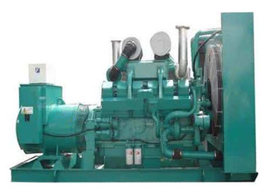 400KW Cummins Generator Set With Heavy Duty Diesel Engine Electric Start KTA19- G3