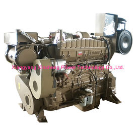 Original Cummins Marine Diesel Engines NTA855-M300 300HP 1800RPM For Tug / Fishing Boats
