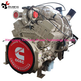 KTA38-P980 Genuine Cummins Turbocharged Diesel Engine Electric Start 980HP For Industrial Construction